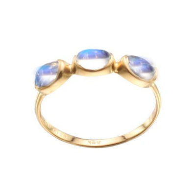 Steven Battelle Triple Oval Ring
