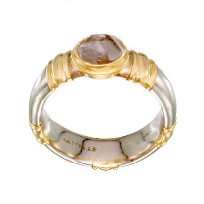 Steven Battelle Accented Band Ring