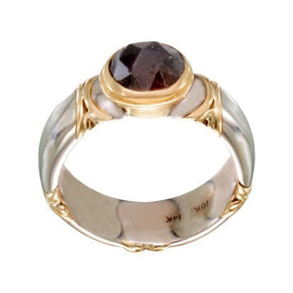 Steven Battelle Black Diamond Accents Ring