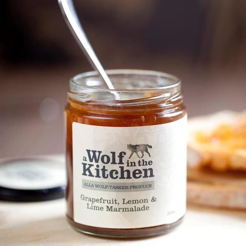 Grapefruit, Lemon & Lime Marmalade - A Wolf in the Kitchen