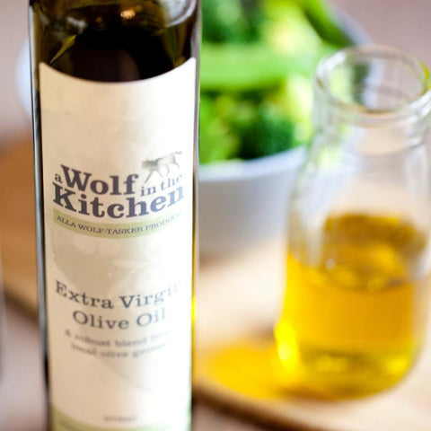 Extra Virgin Olive Oil - Fruity Blend