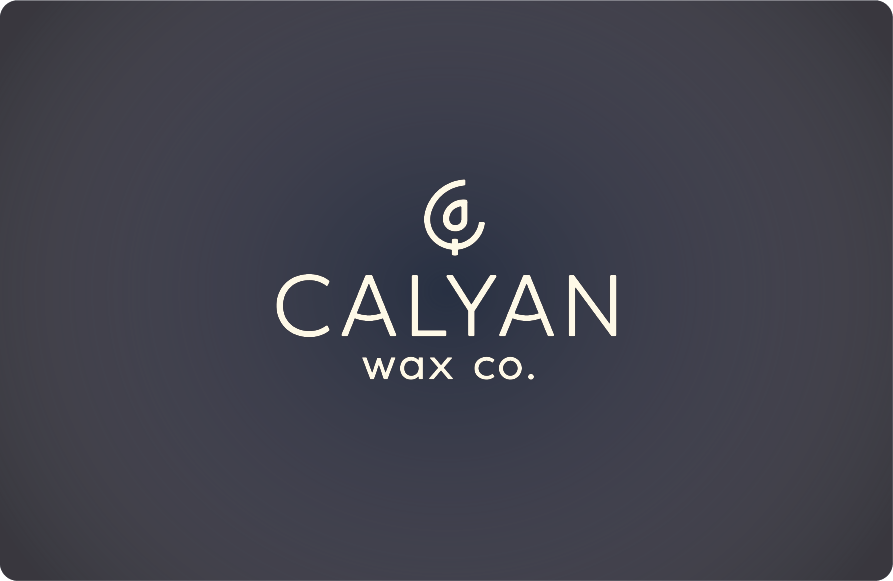 Calyan Wax Co. Gift Card