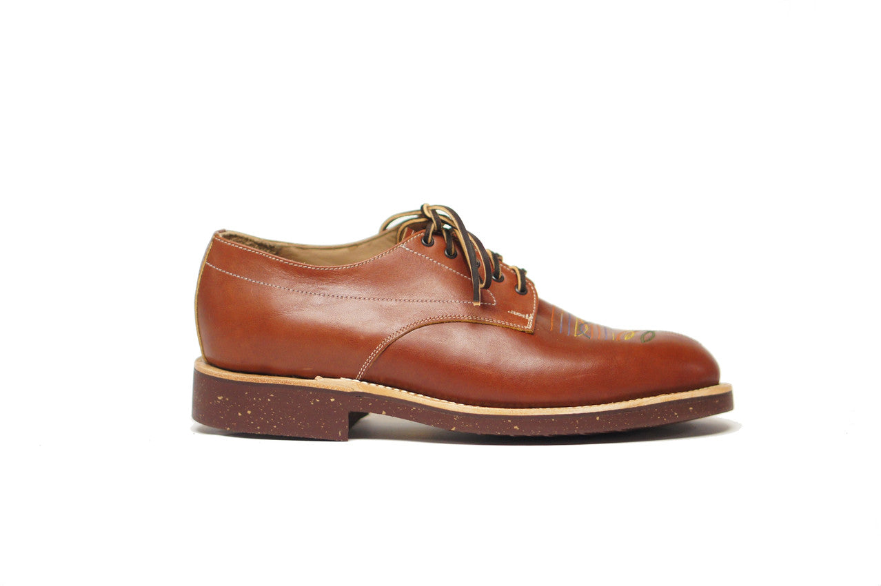 Rancher Derby Shoes