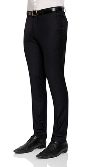 Cambridge Suit Pants in Plain Charcoal