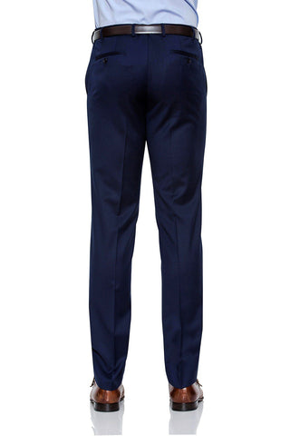 Cambridge Suit Pants In Plain Navy