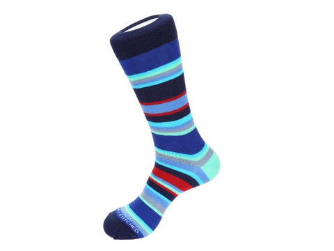 Designer Crew Socks For Men 1 Pair