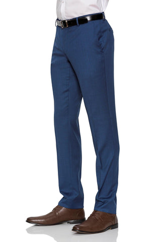 Image of Gibson Suit Pants In Light Blue