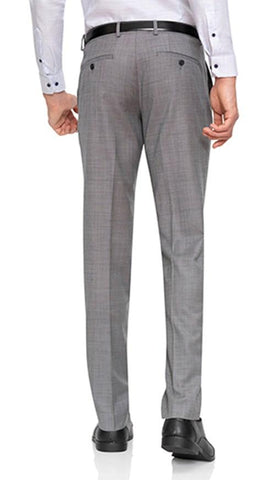 Image of Gibson Suit Pants In Light Grey