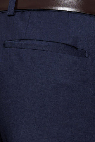 Image of Gibson Suit Pants In Light Navy