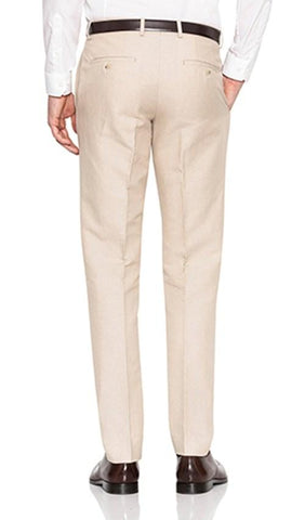 Joe Black Linen Pants In Sand