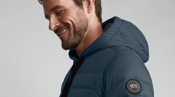 Canada Goose Sydney Hoody Voted Best Down Jacket By The Men's Health 2019 Outdoor Awards
