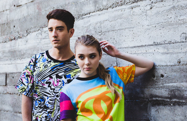 Psychedelic Moschino by Jeremy Scott Editorial