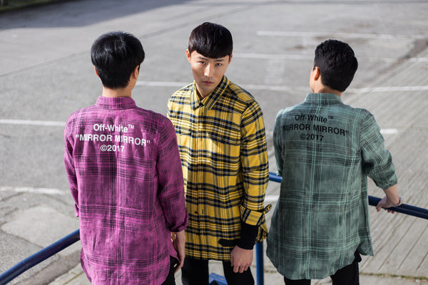 "OFF-WHITE c/o Virgil Abloh ""MIRROR MIRROR"""