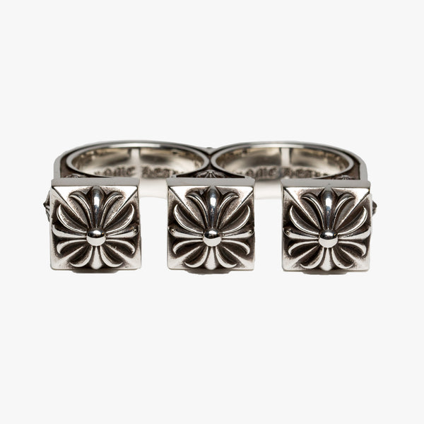 CH Plus Brass Knuckles Double Ring