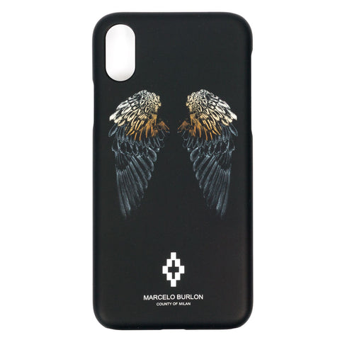Heart Wings iPhone X Case