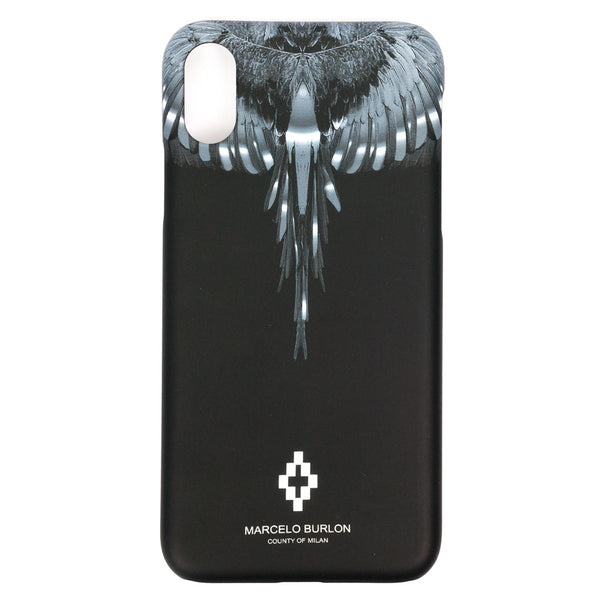 Silver Wings iPhone X Case