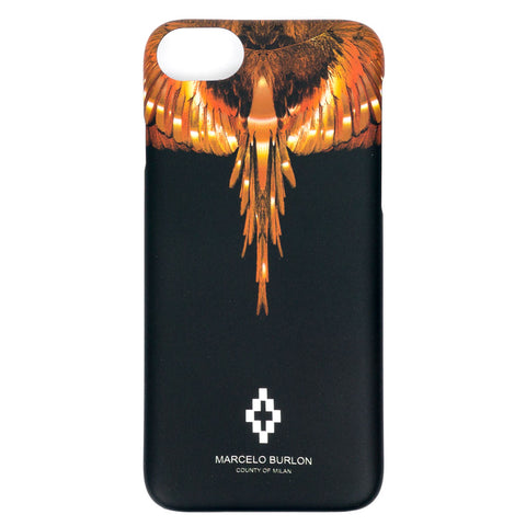 Gold Wings iPhone 8 Case