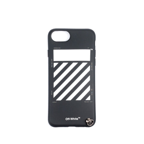 Diagonal iPhone 8 Cover with Strap