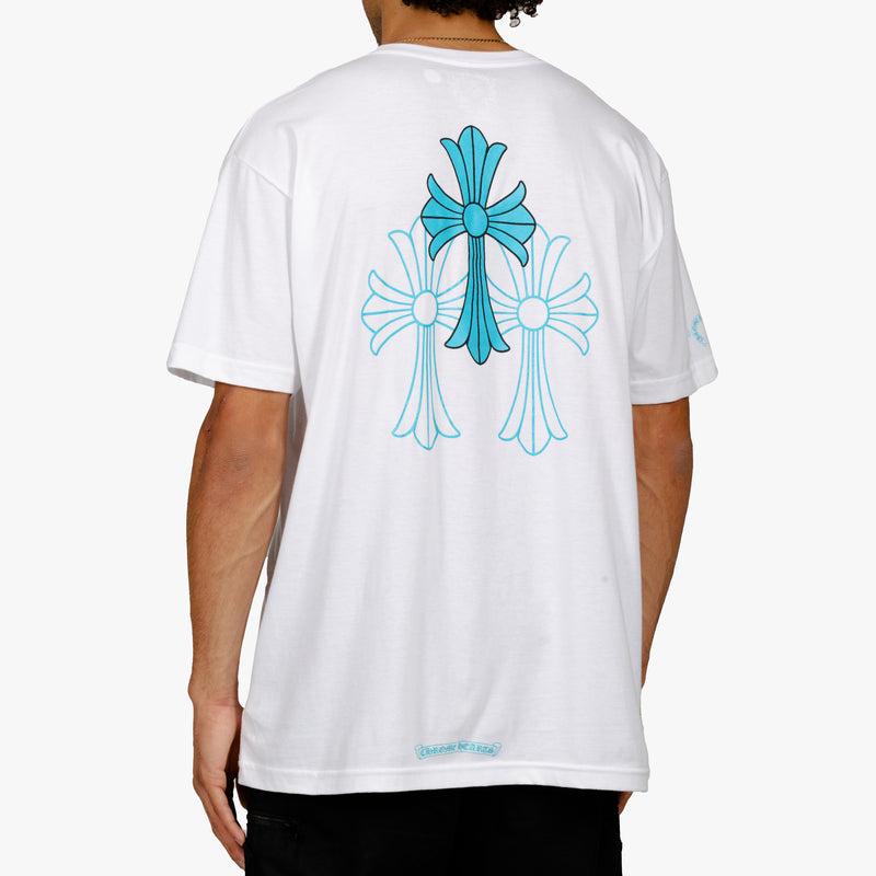 CH Baby Blue Cross T-Shirt