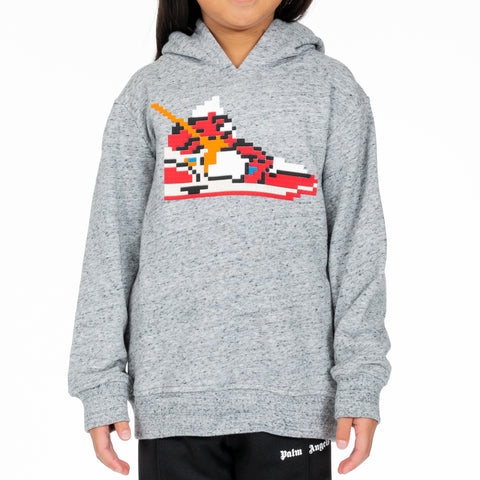 Kids Jordan 1 Chicago Hoody