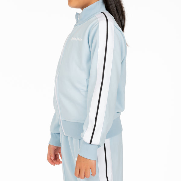 Kids Classic Baby Blue Track Jacket