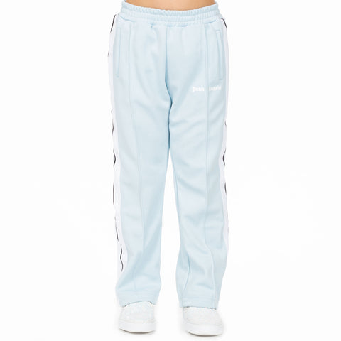 Kids Classic Baby Blue Track Pants