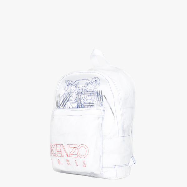Tiger Vinyl Backpack