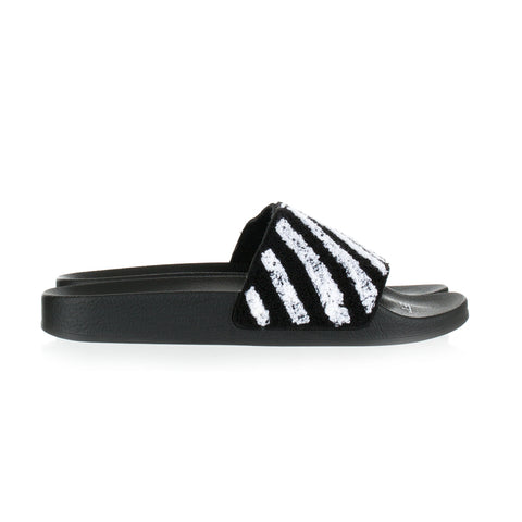 Flyknit Stripes Sliders