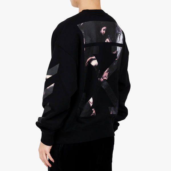 Carav Arrow Oversize Sweatshirt