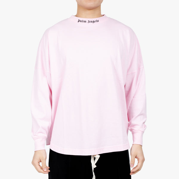 Logo Over LS Tee