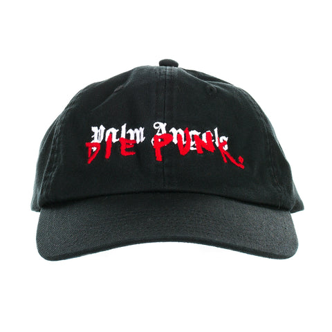 Die Punk Canvas Cap