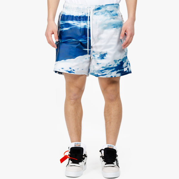 Making Waves Swim Trunks