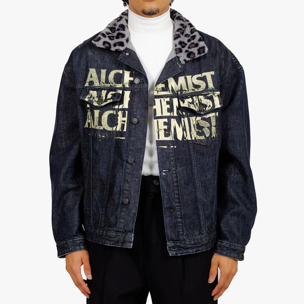 Too Young To Die Trucker Jacket