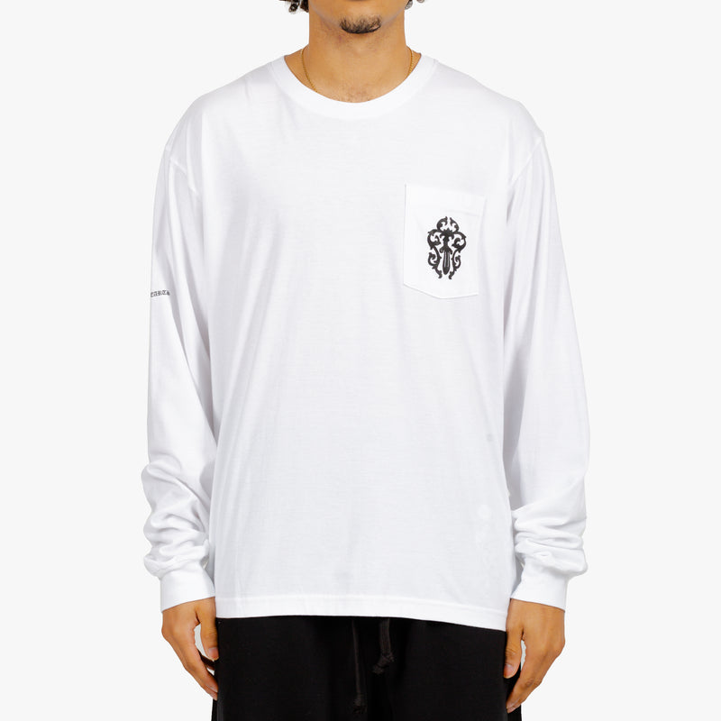 Dagger Eye Chart Long Sleeve Tee