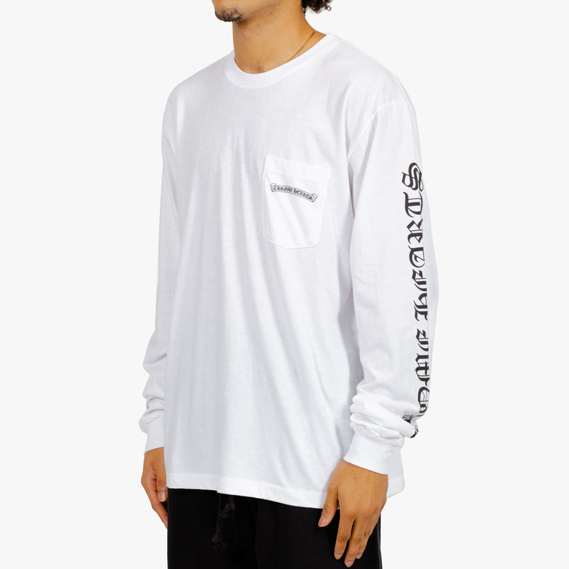 Classic Scroll Long Sleeve Tee