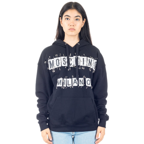 Safety Pin Moschino Hoody