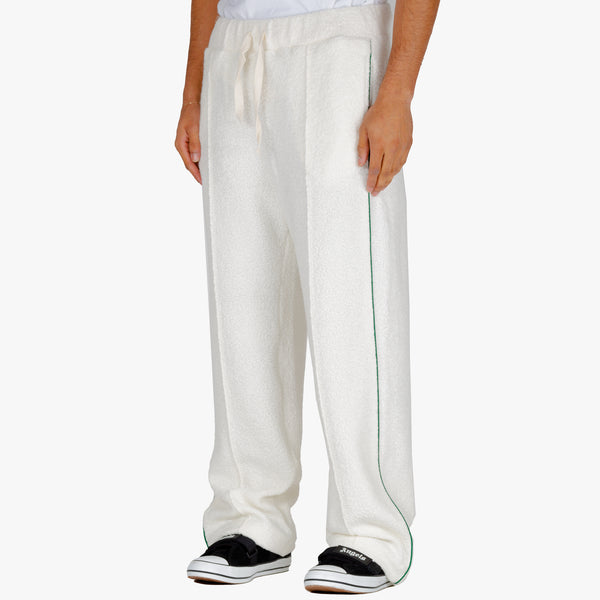 Cashmere Terry Track Pants