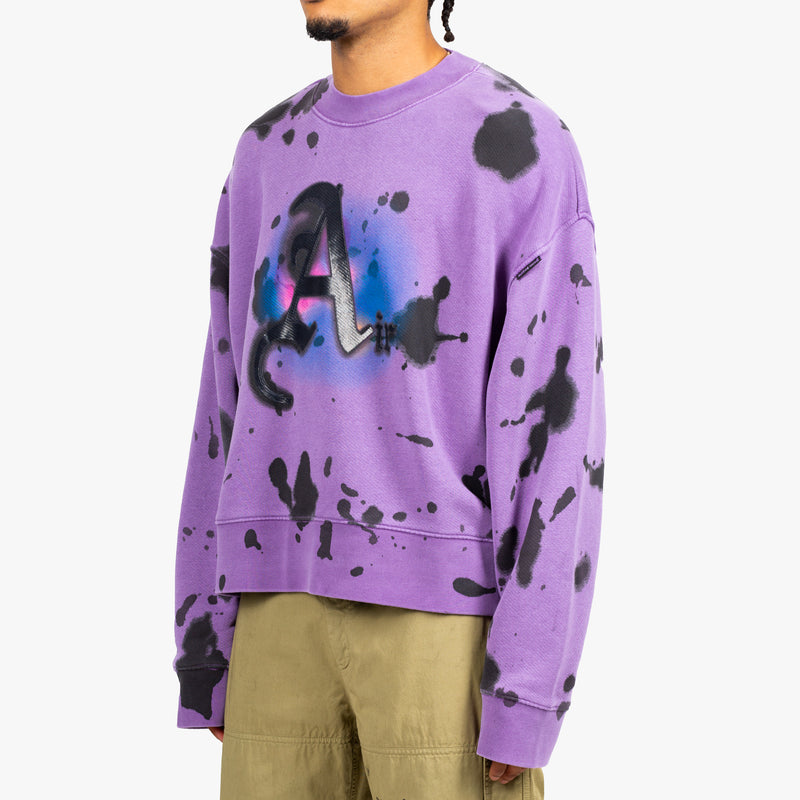 Air Tie Dye Sweatshirt