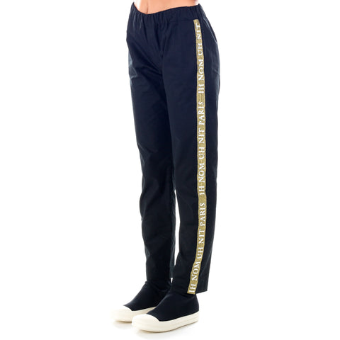 Beaded Track Pants