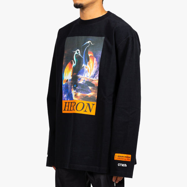 Heron Times Long Sleeve