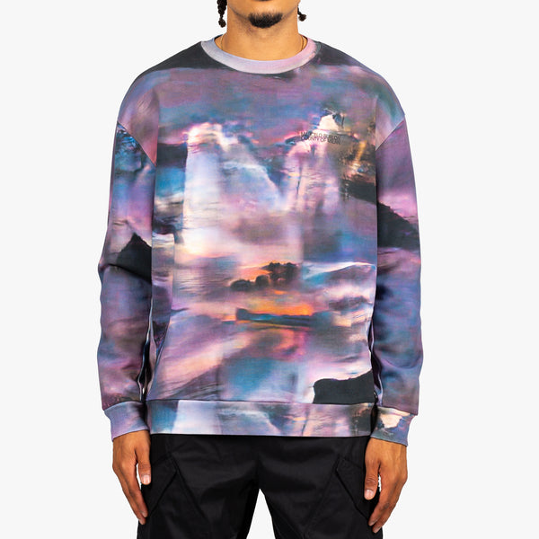 All Over Lilium Sweatshirt