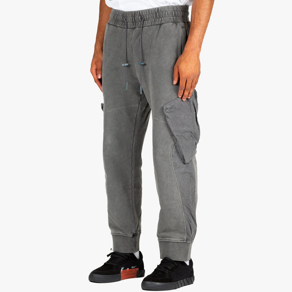 Cold Dye Panel Sweatpants