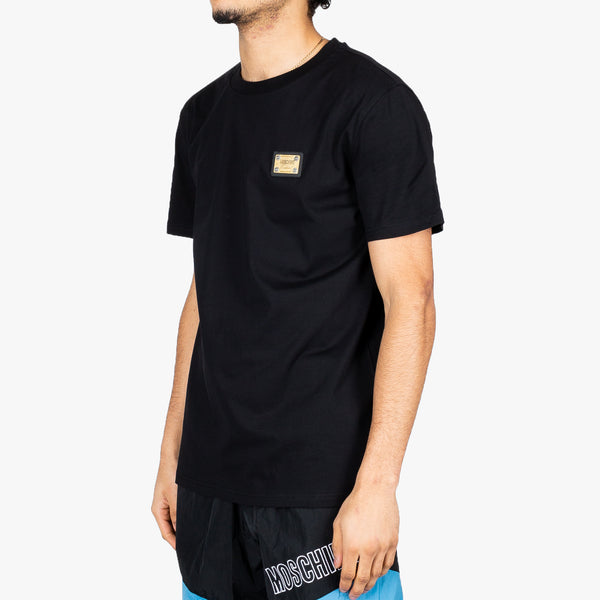 Moschino Plaque T-Shirt