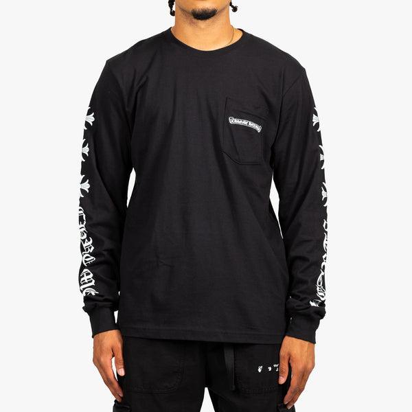 CH Plus Script Sleeves Long Sleeve Tee