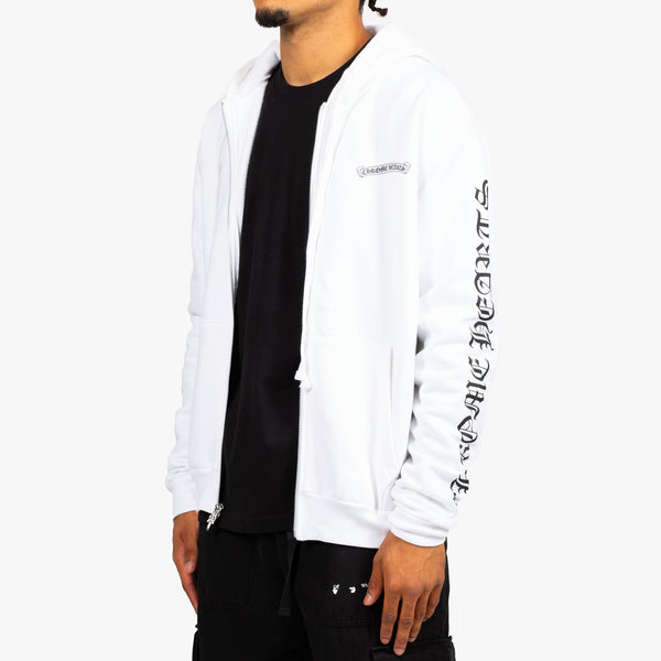 Classic Scroll Fleece Hoody