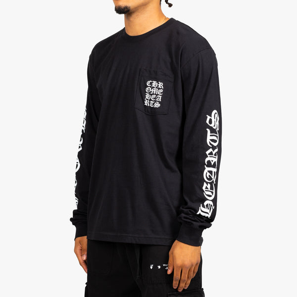 Block CH Long Sleeve Tee