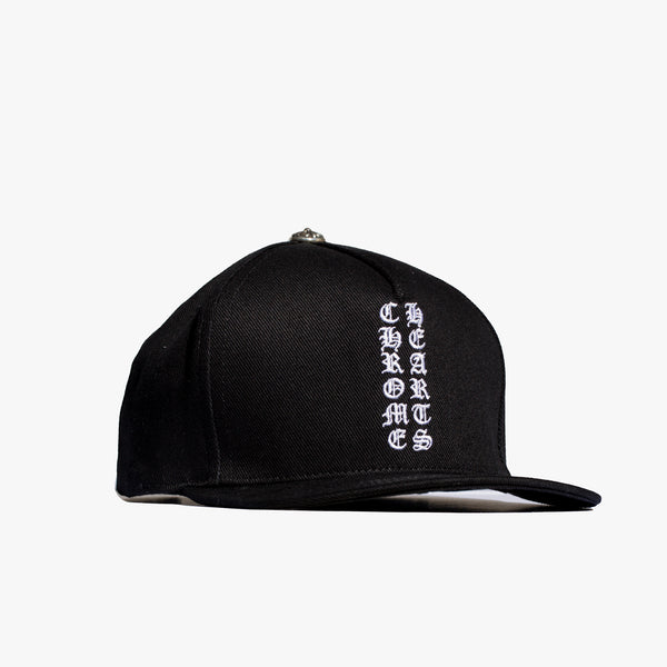 Vertical CH Denim Baseball Cap