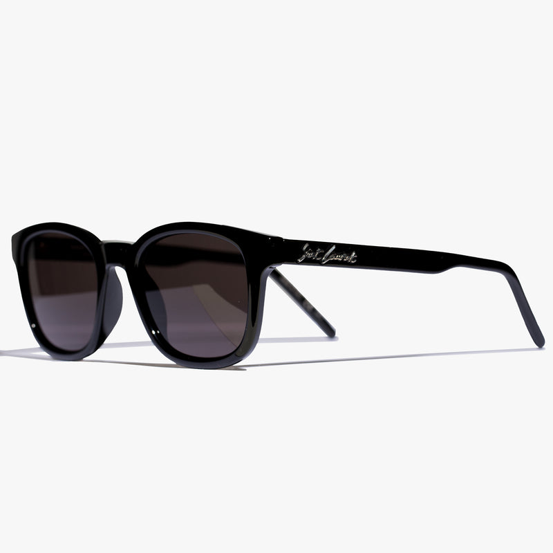 Mens Black SL406 Injection Sunglasses