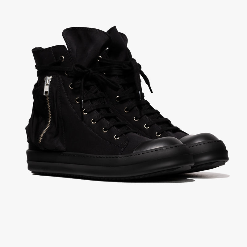 Tecuatl Bauhaus High-Top Sneakers
