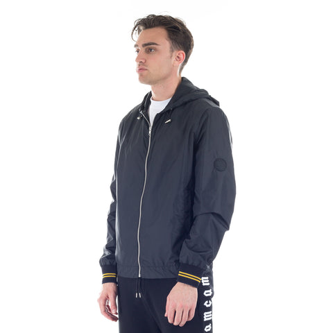 Hooded Track Jacket